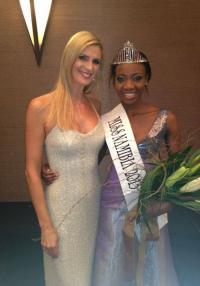 Michelle Mclean - Miss Namibia 2013