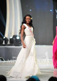 Miss Namibia 2013 @ Miss World 2013