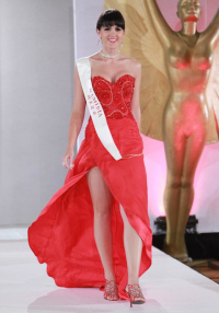 Miss Namibia 2011 @ Miss World